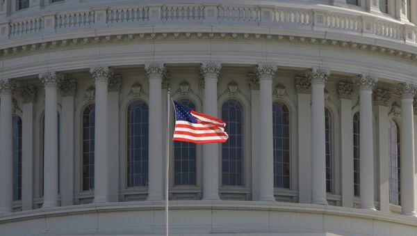 bâtiment du Sénat américain - Sputnik France
