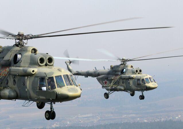 hélicoptères russes