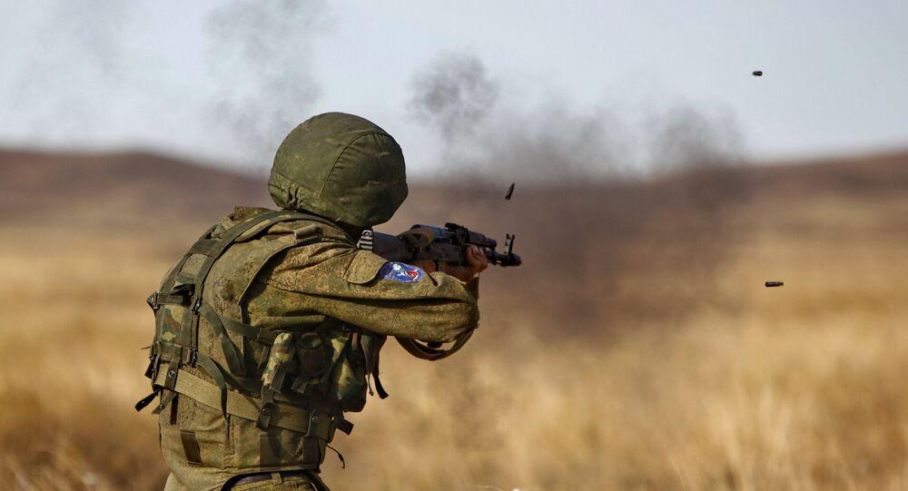 Exercices militaires des pays membres de l'OCS (Archives)