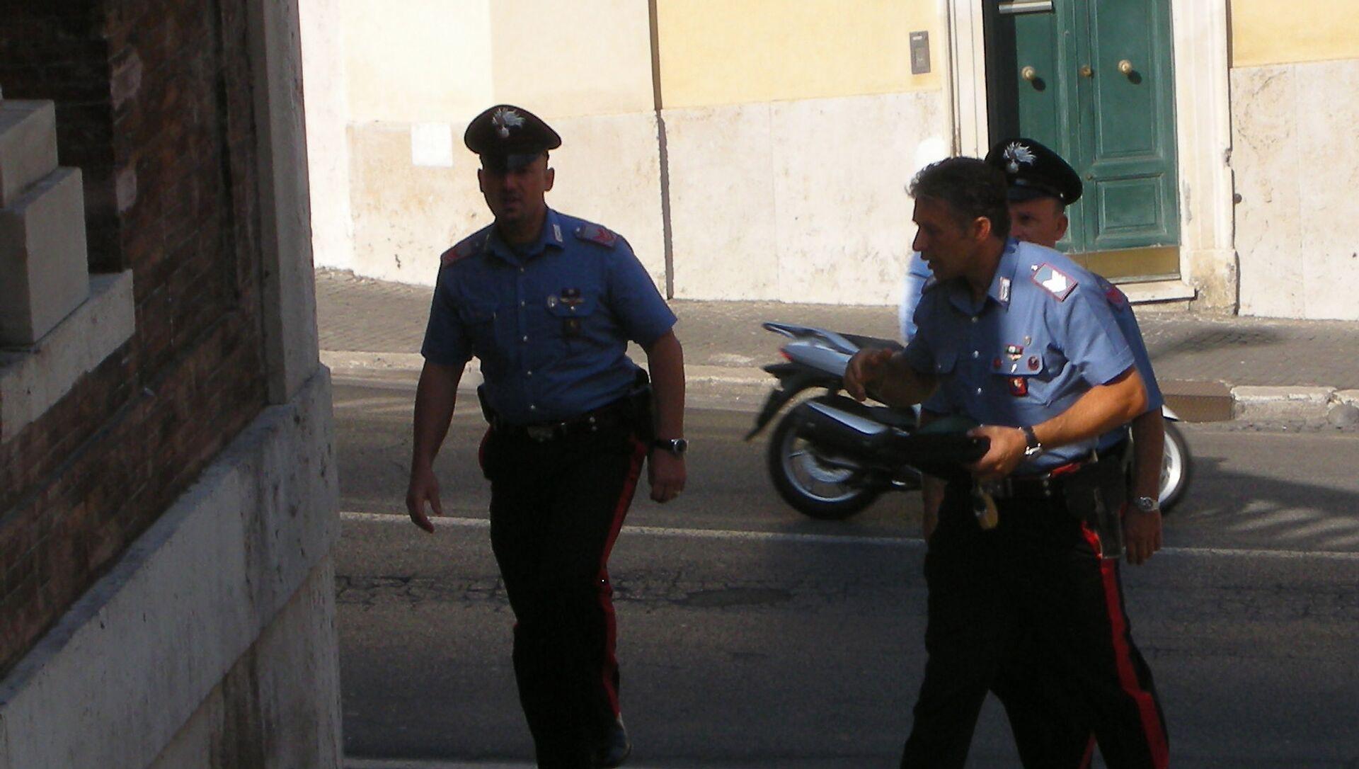 Police italienne (image d'illustration) - Sputnik France, 1920, 09.08.2021
