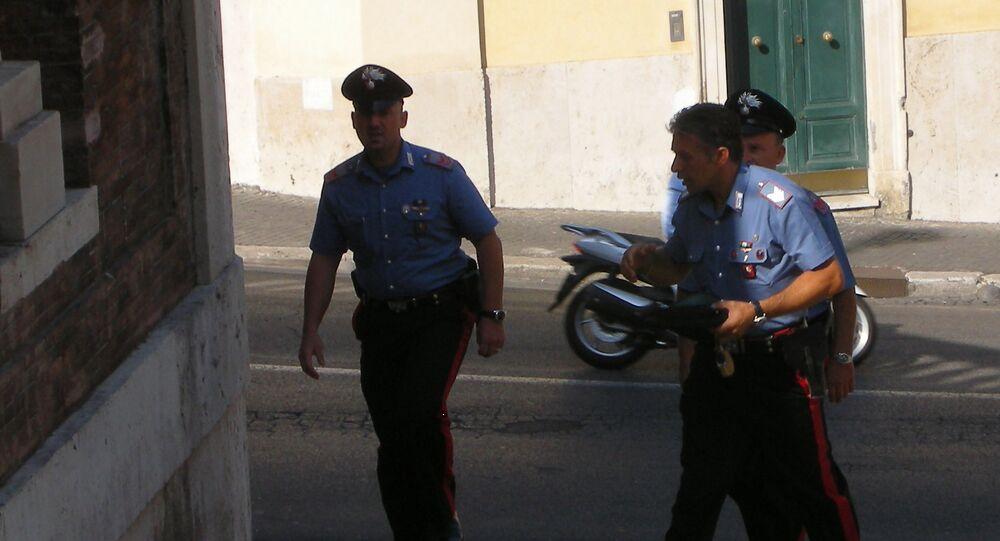 Police italienne (image d'illustration)