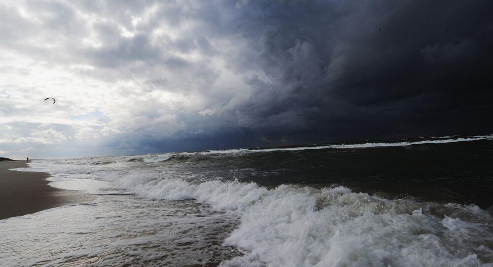 Mer Baltique en Lituanie