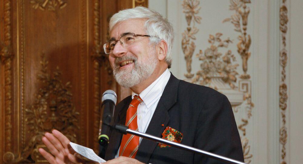 Jean de Gliniasty, ambassadeur de France à Moscou de mai 2009 à octobre 2013