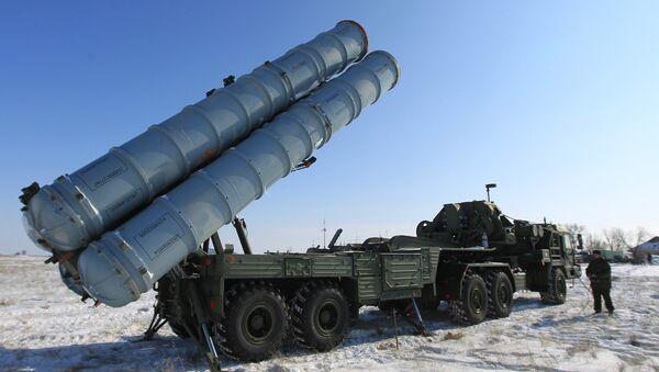 Зенитно-ракетная система С-400 Триумф - Sputnik France