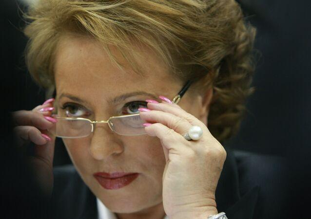 Валентина Матвиенко на подписании соглашения между корпорацией Intel и правительством Санкт-Петербурга в рамках ПМЭФ