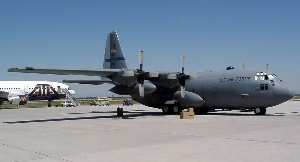 Un C-130 Hercules