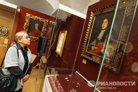 Les Trésors des Médicis: chefs-d'œuvre florentins à Moscou
