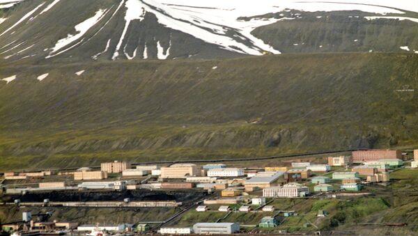 Svalbard - Sputnik France