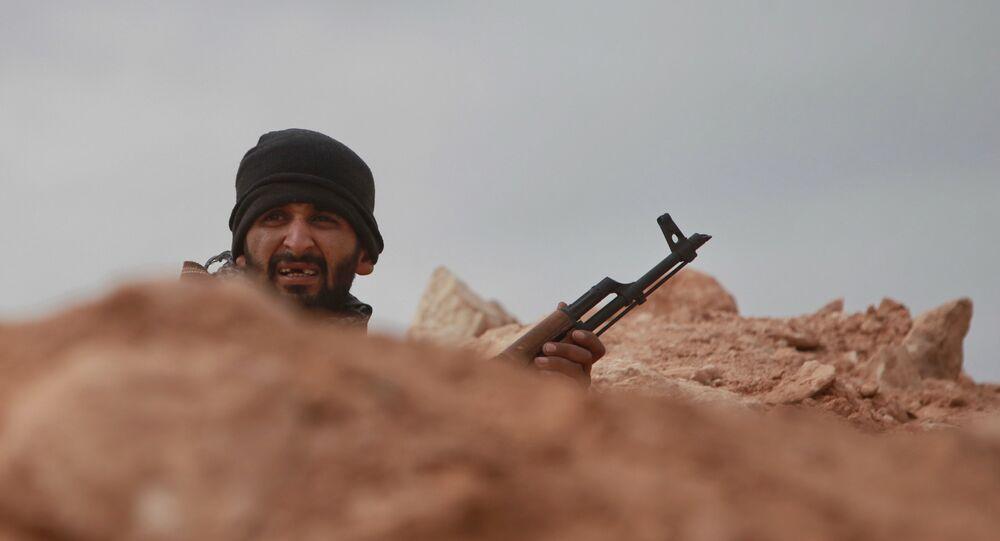 Situation en Lybie