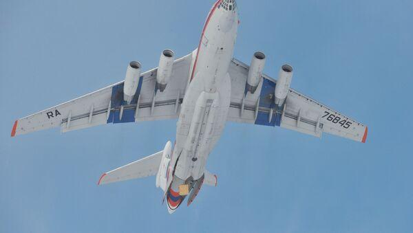 Un Il-76 - Sputnik France