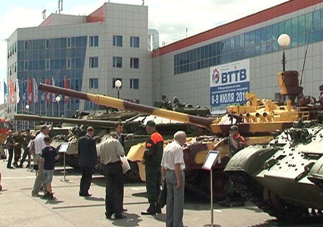 T-80: le char volant fête ses 35 ans de service