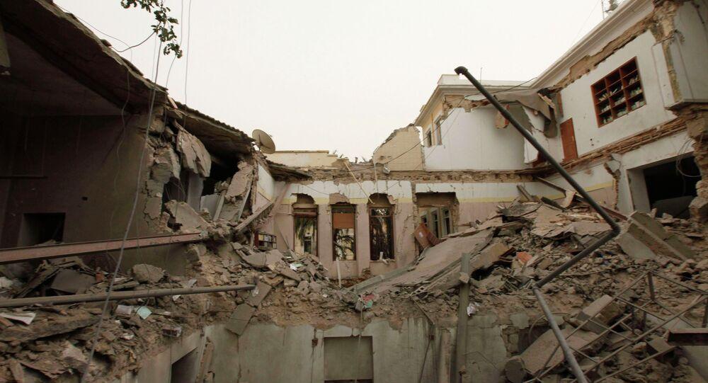 L'Occident est venu en Libye pour la détruire