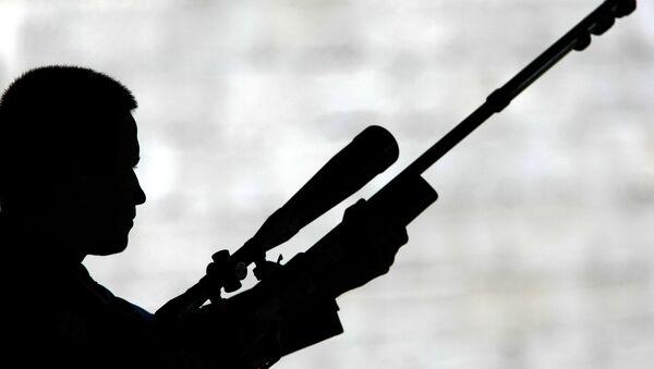 un fusil (image d'illustration) - Sputnik France