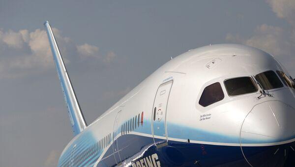 Boeing 787 Dreamliner - Sputnik France