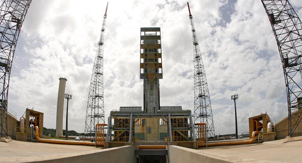 Lancement réussi de la fusée Soyouz de Kourou en Guyane