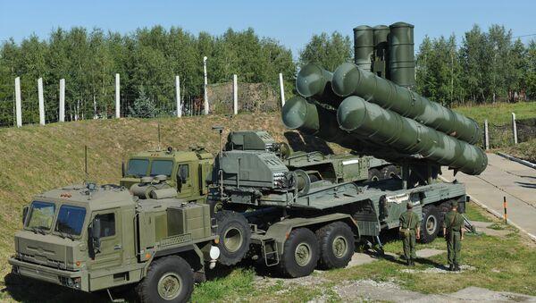 Des S-400 dans la région de Moscou - Sputnik France