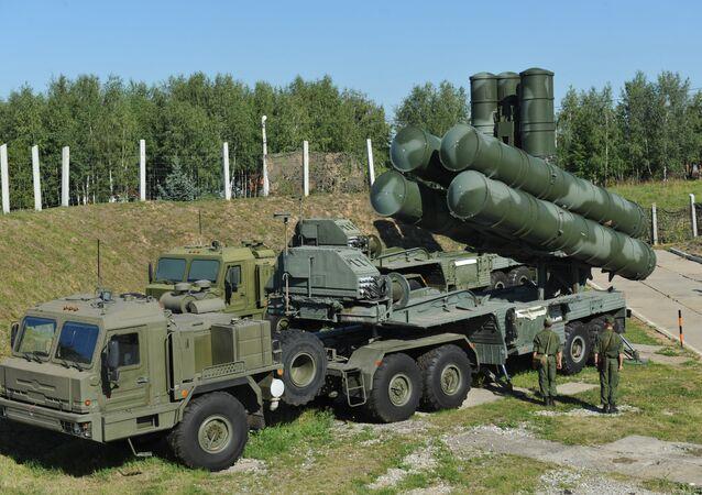 Des S-400 dans la région de Moscou
