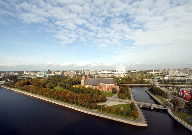 Kaliningrad. Archive.