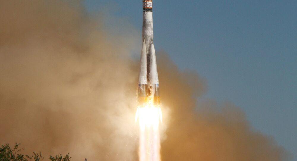 Tir d'un lanceur Soyouz-2.1a (archives)