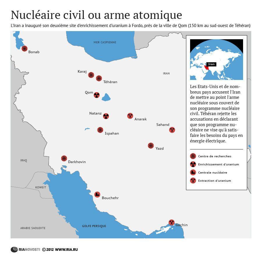 Iran: Nucléaire civil ou arme atomique