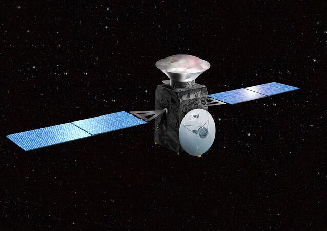 Module orbital de la mission ExoMars