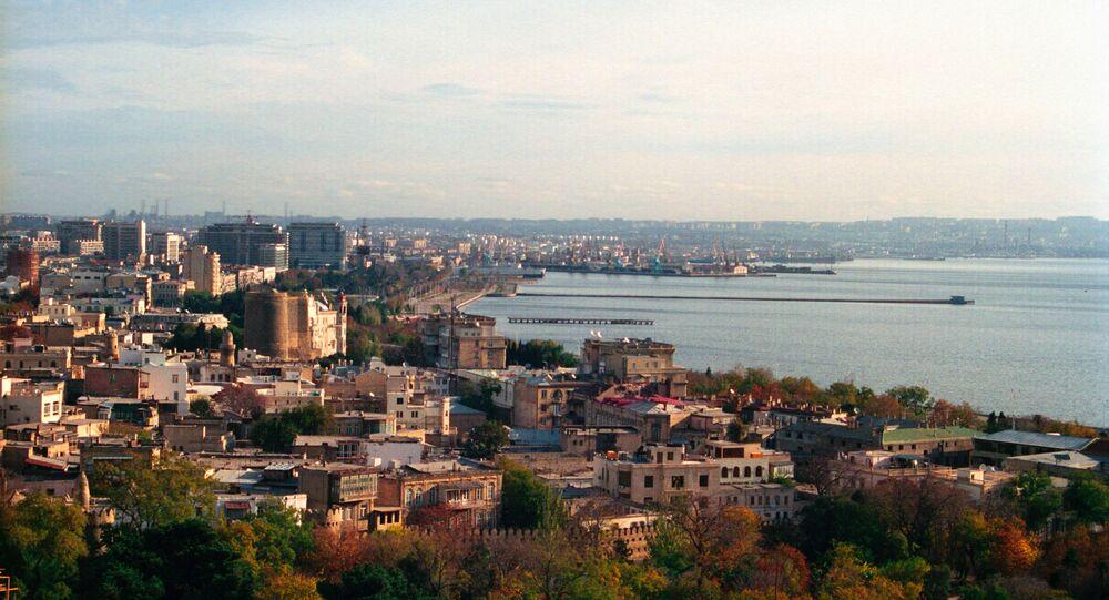Panorama de Bakou