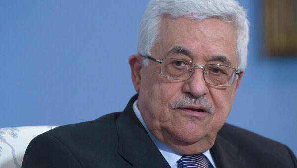 Глава Палестинской национальной администрации Махмуд Аббас - Sputnik France