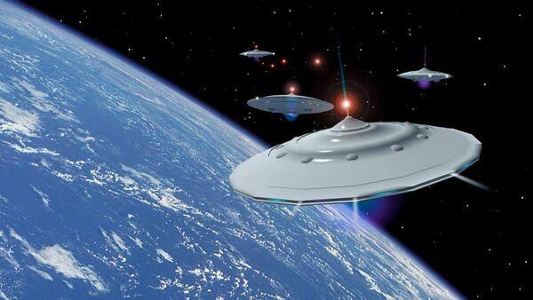 Un Russe sur quatre s'attend à la visite d'extraterrestres (sondage) - Sputnik France