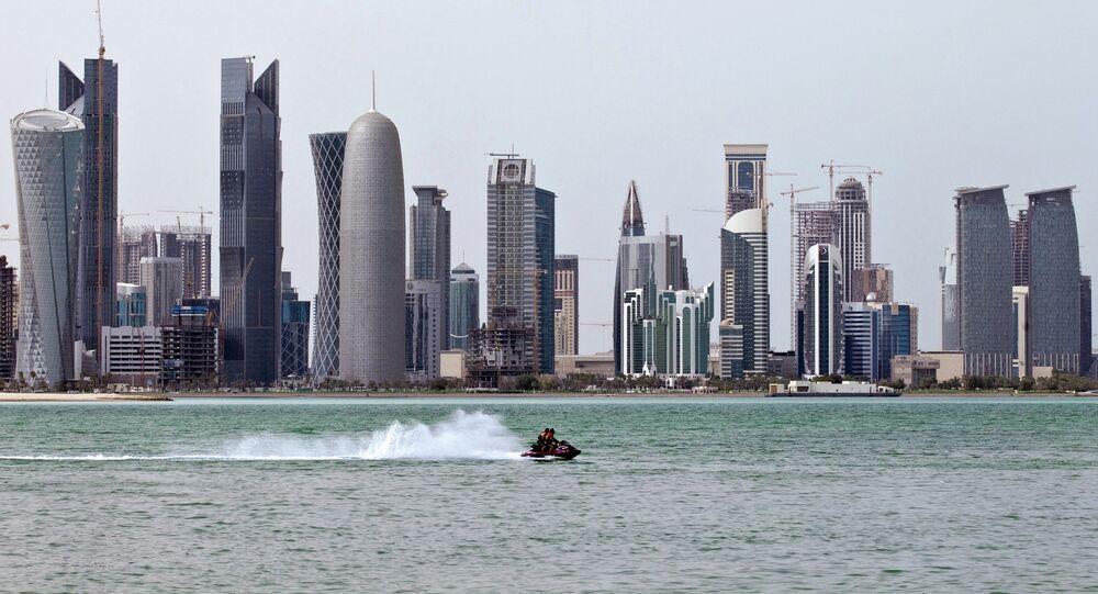 Le Qatar