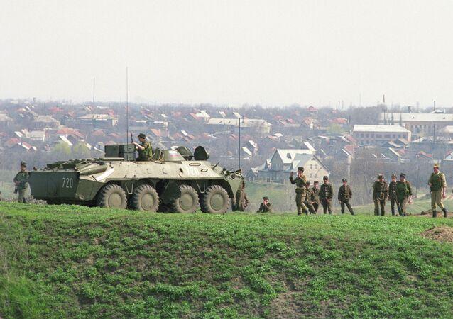 Conflit en Transnistrie, 1992