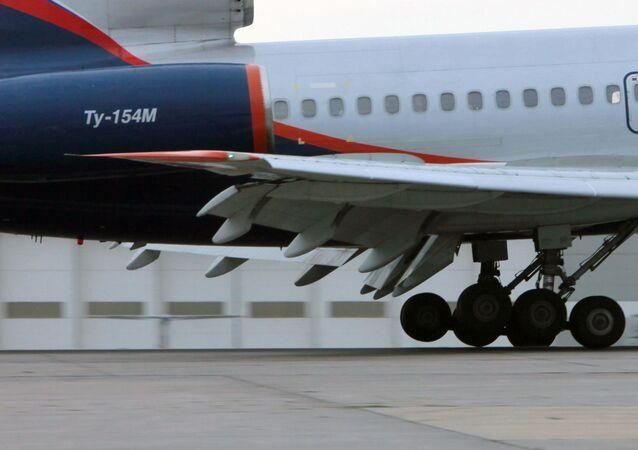 Il survit à un vol Londres-Lagos caché dans le châssis d'un avion