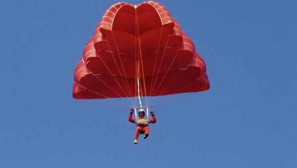 Saut en parachute - Sputnik France