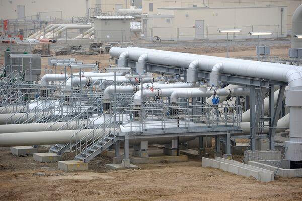 Allemagne: un embranchement de Nord Stream entre en service         - Sputnik France