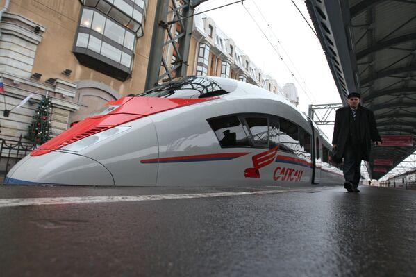 Chemins de fer russes: 175 ans d'histoire  - Sputnik France