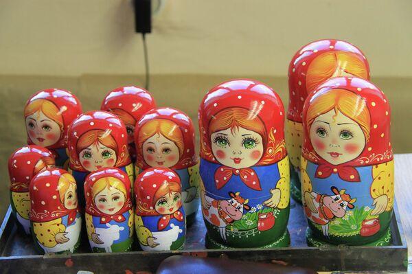 Курская роспись