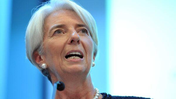 Poutine saura mobiliser le G20 pour coopérer (Lagarde) - Sputnik France