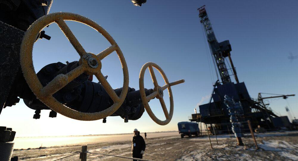 Production de gaz naturel sur la péninsule de Yamal