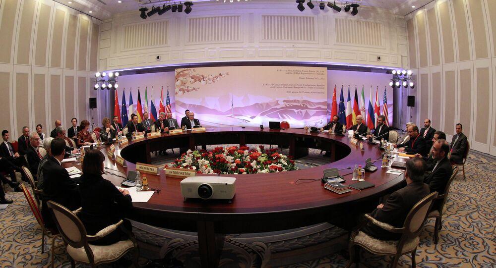Négociations sur le dossier nucléaire iranien (Archives)