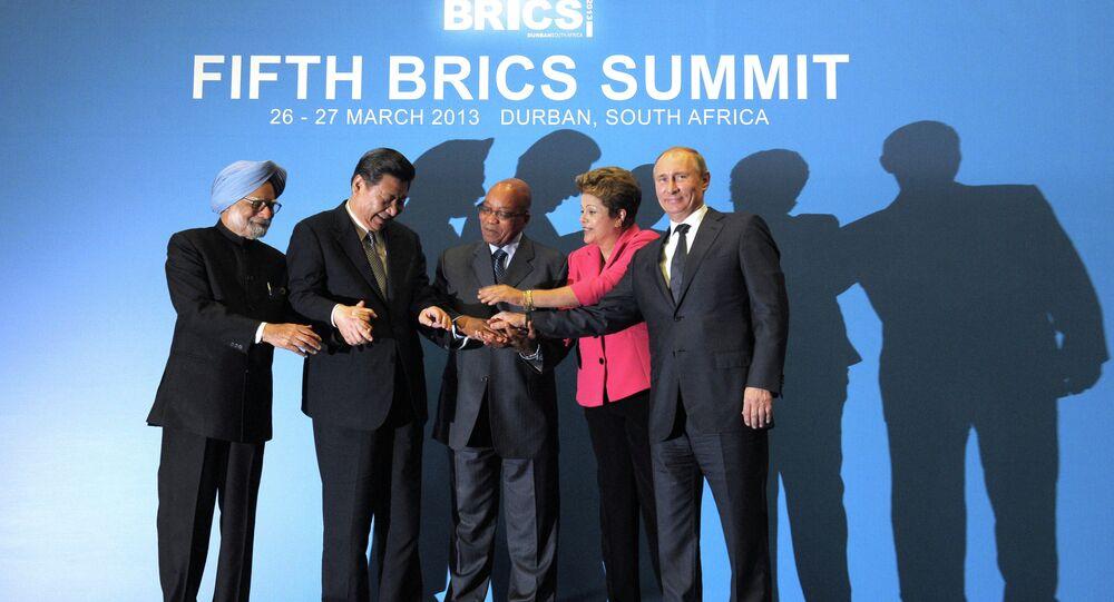 Sommet des BRICS en Afrique du Sud