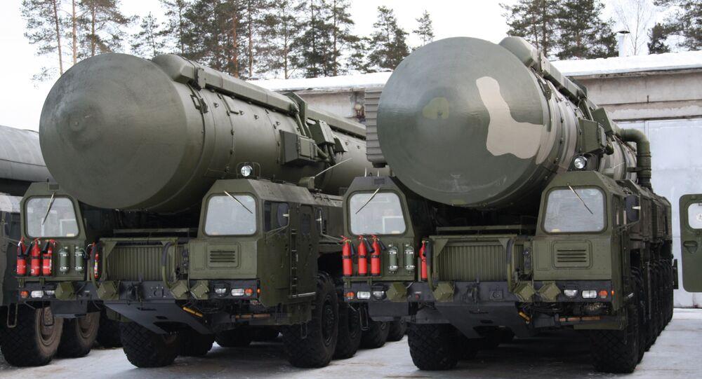 Système de missiles blistiques Iars