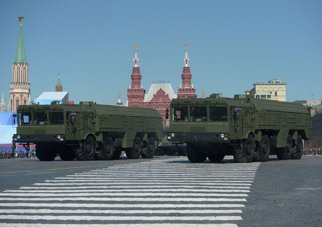 Missiles russes Iskander-M
