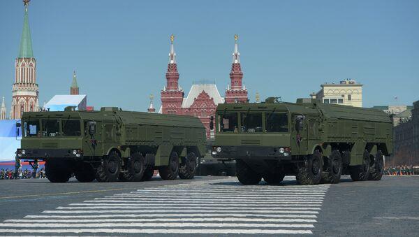 Missiles russes Iskander-M - Sputnik France