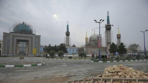 Города мира. Тегеран - Sputnik France