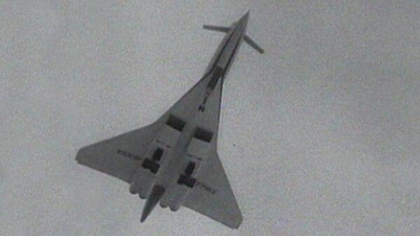 La création du supersonique russe Tupolev-144 en images d'archives - Sputnik France