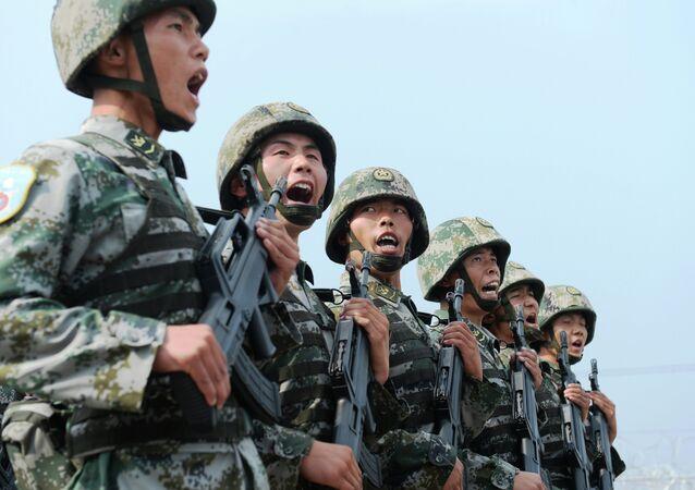 La Chine se prépare-t-elle à la guerre ?