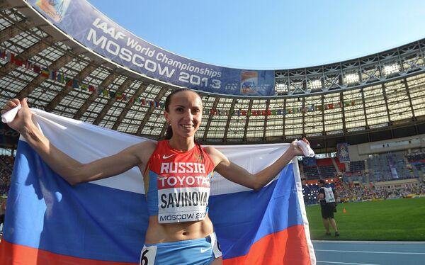 Maria Savinova - Sputnik France