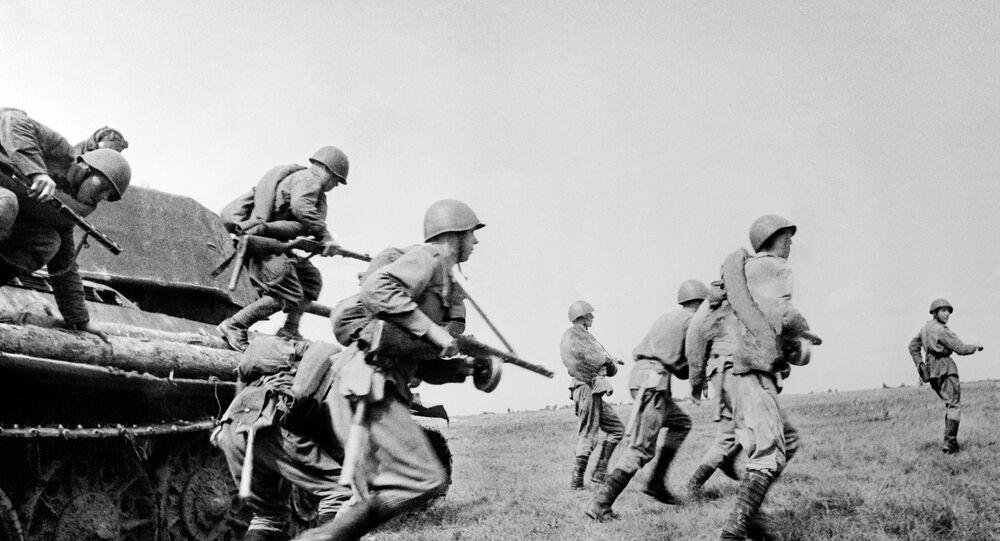 Soldats soviétiques