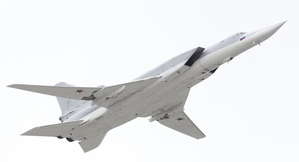 Bombardier supersonique Tu-22 M3