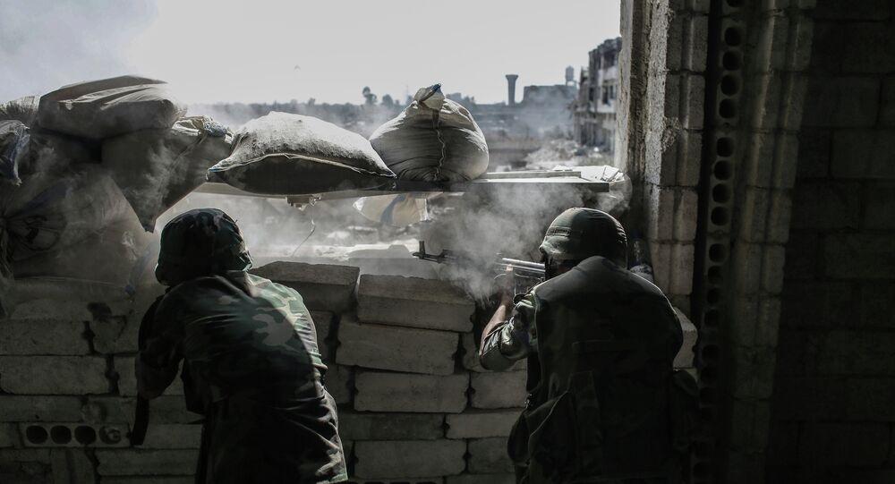 l` armée syrienne