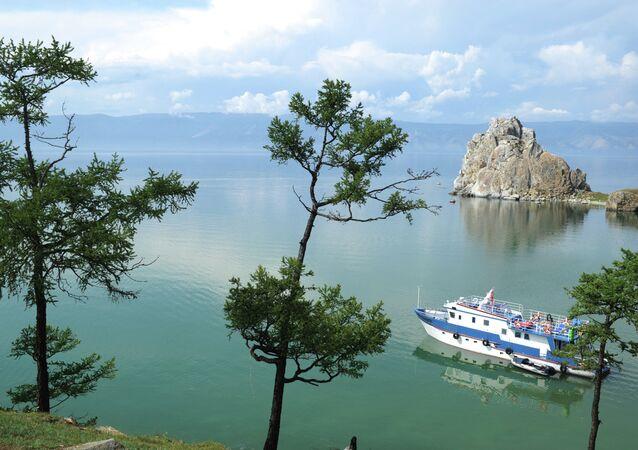 Lac Baïkal (archives)